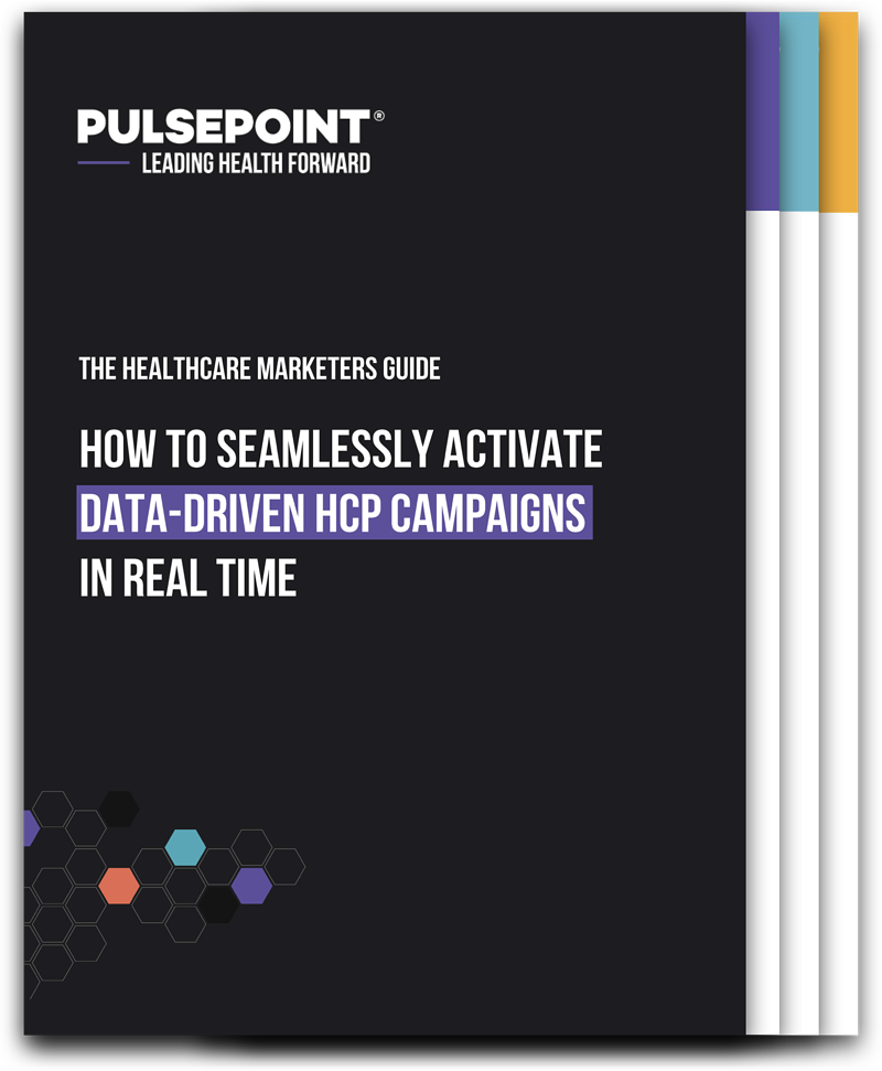 The Marketer's Guide to Data-Driven HCP Campaigns